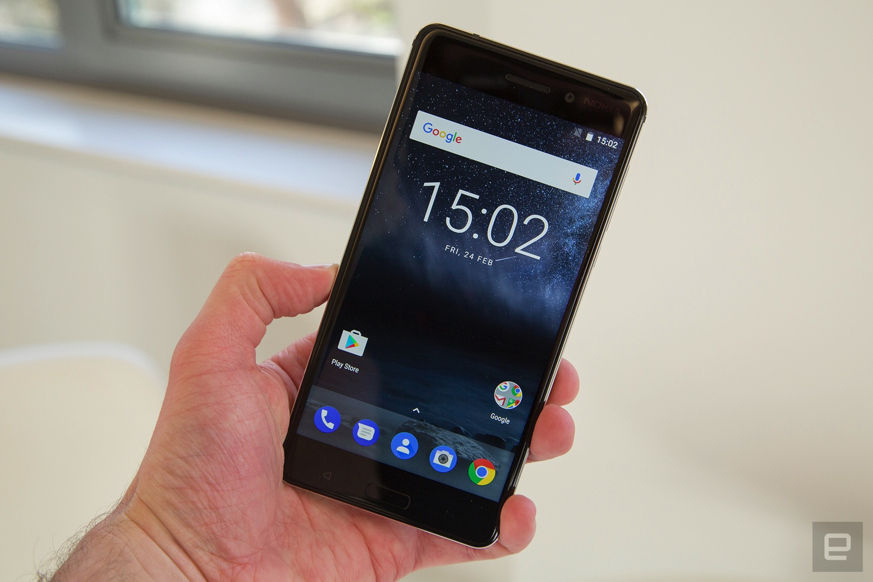 Nokia 6 Arte Black Video Nokia S Fresh Start Hinges On These Android Phones