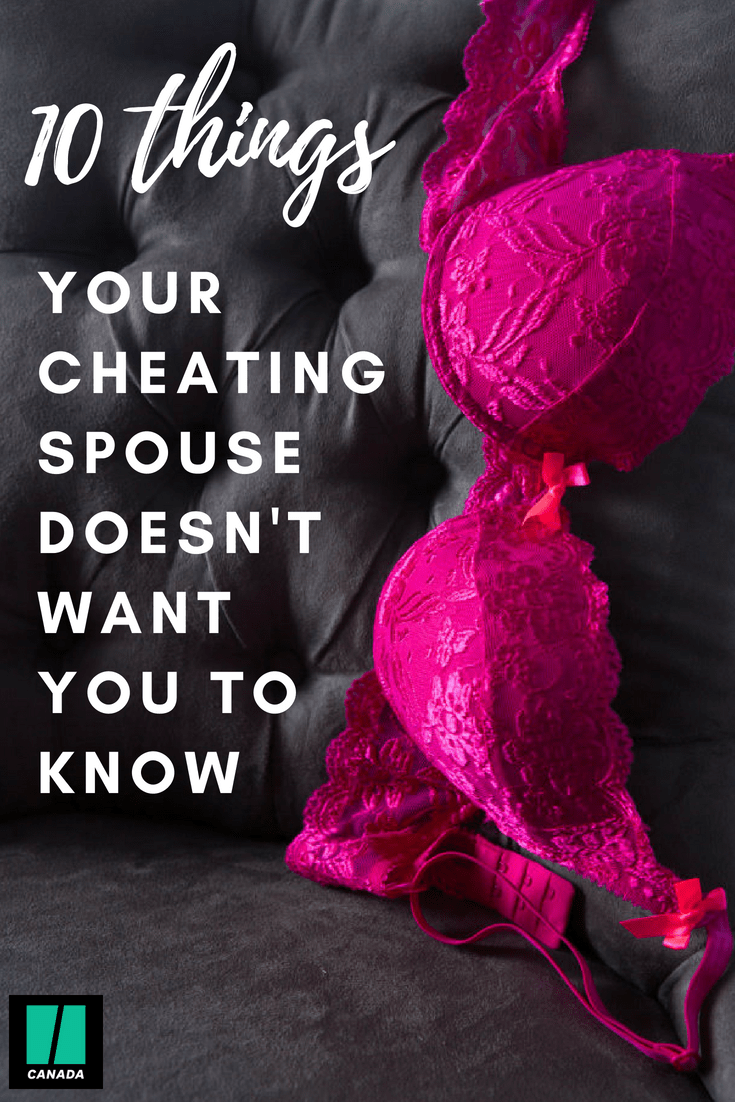 When A Husband Cheats 10 Things Your Cheating Spouse Doesn T Want You To Know Huffpost