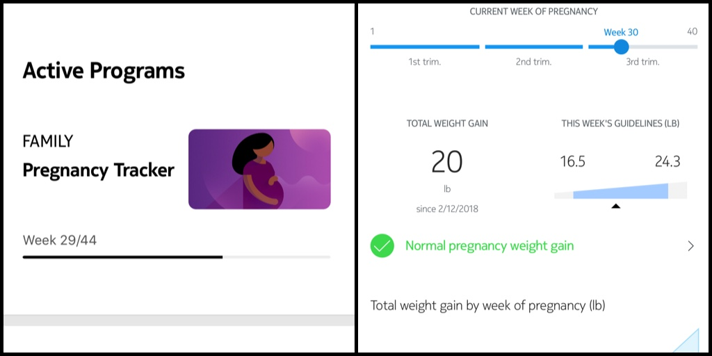How fitness- and health-tracking apps failed me during my pregnancy