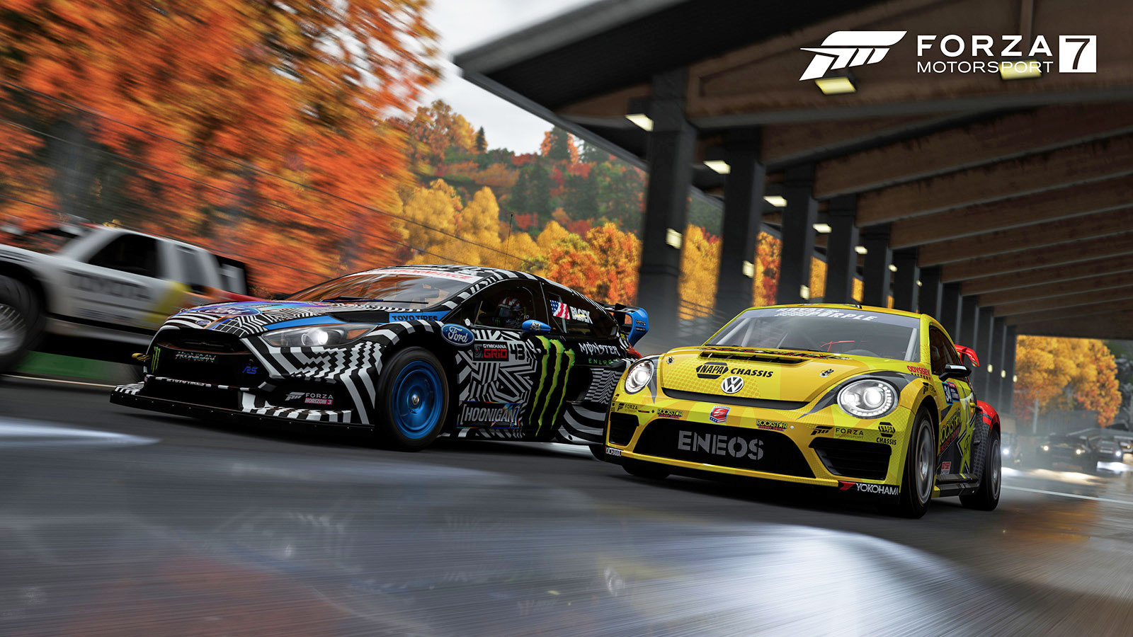 Forza 4 Track List Forza Motorsport 7 Review It 39s Everything You Expected