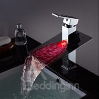 High Quality Amazing LED Color Changing Bathroom Sink