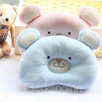 Cute Bear Shape Design Prevent Flat Head Newborn Baby ...