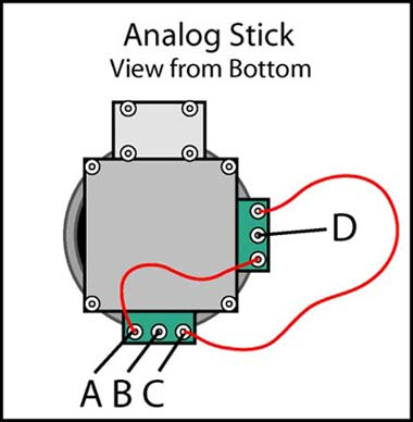 How-To Analog control stick for your Sony PSP