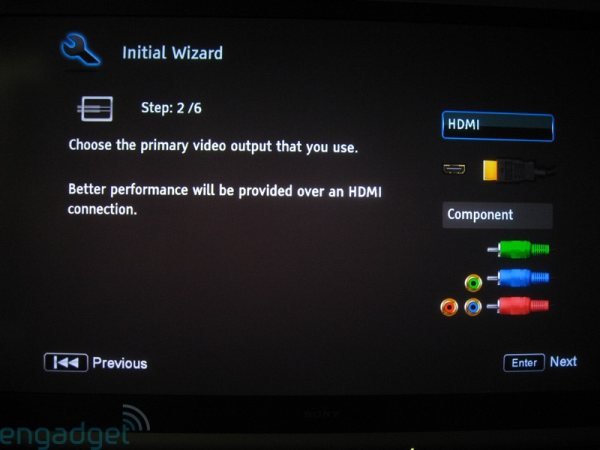 How to connect and set up your new HDTV all the cables, content