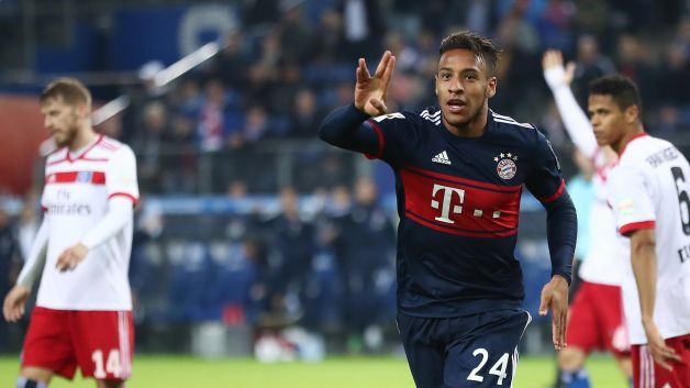 Tolisso On Target As Bayern Munich Beat Ten Man Hamburg
