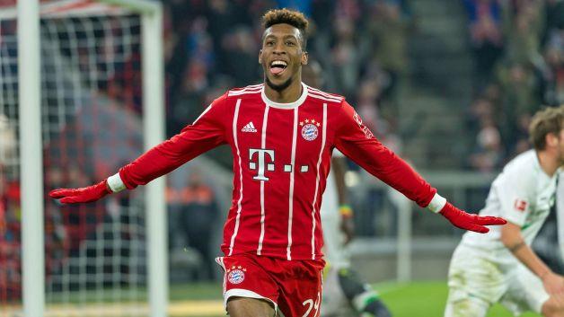 Kingsley Coman Gunning For Psg After Inspiring Bayern