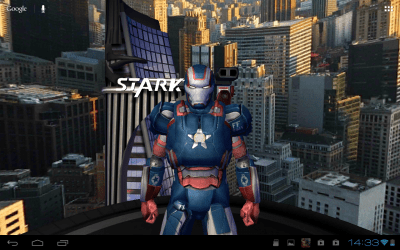 Iron Man 3 Live Wallpaper - Download | Install Android Apps | Cafe Bazaar