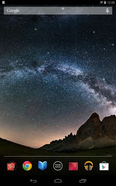 Night Sky - Download | Install Android Apps | Cafe Bazaar