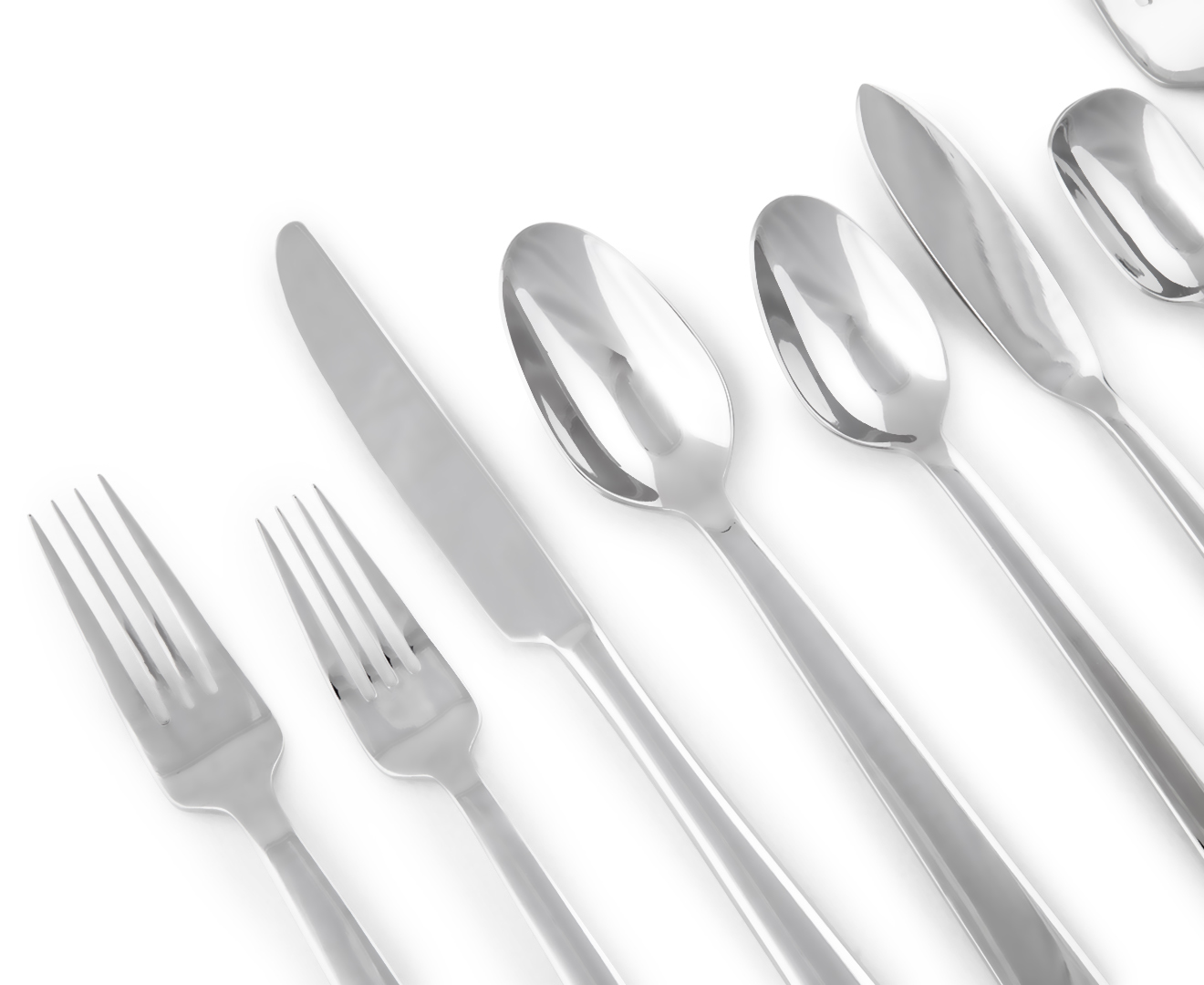 High Quality Cutlery Sets Oneida 45 Piece Madison High Quality 18 Cutlery Set