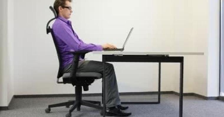 8 Dicas Para Manter A Postura Correta No Trabalho Economias