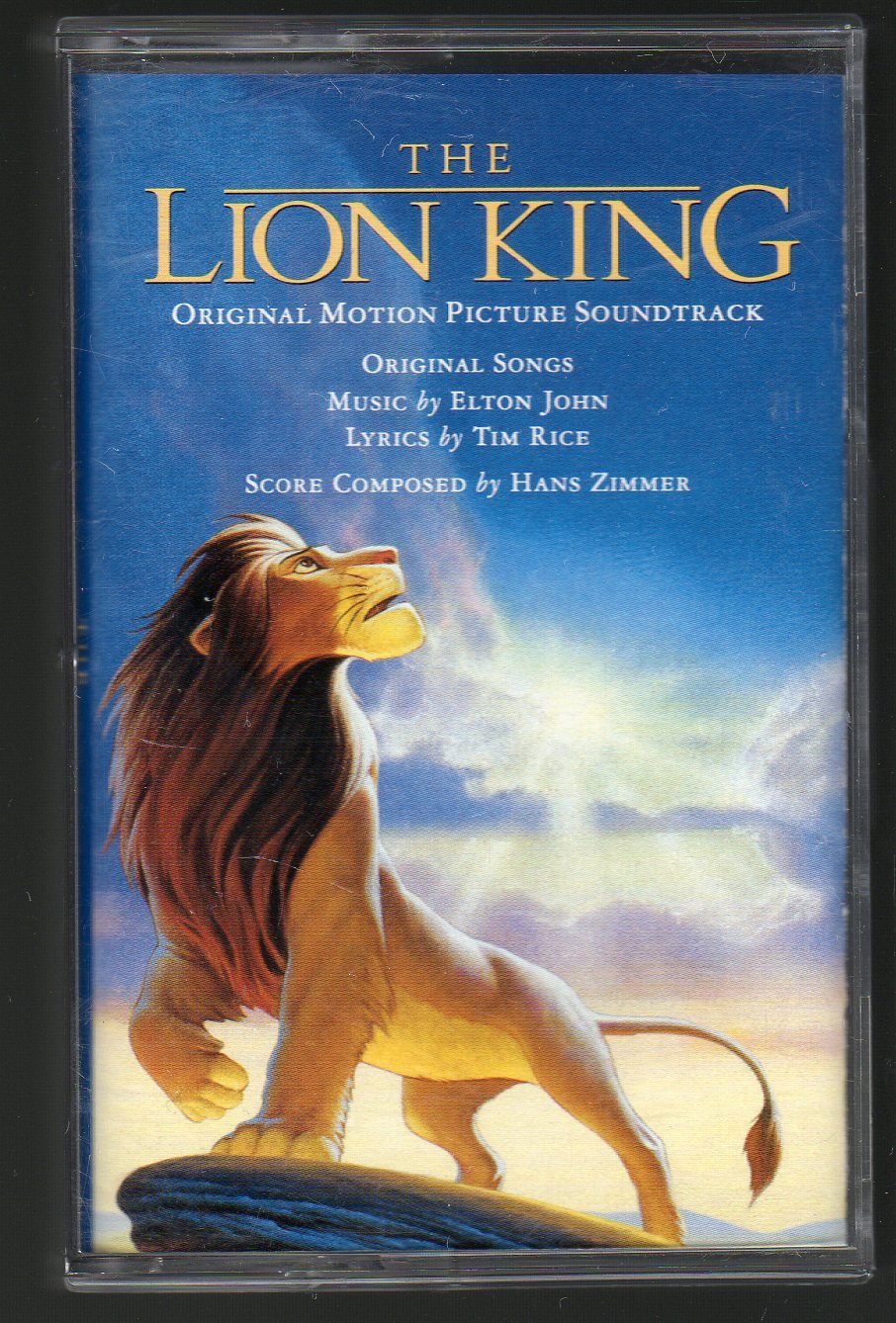 the lion king original score soundtrack