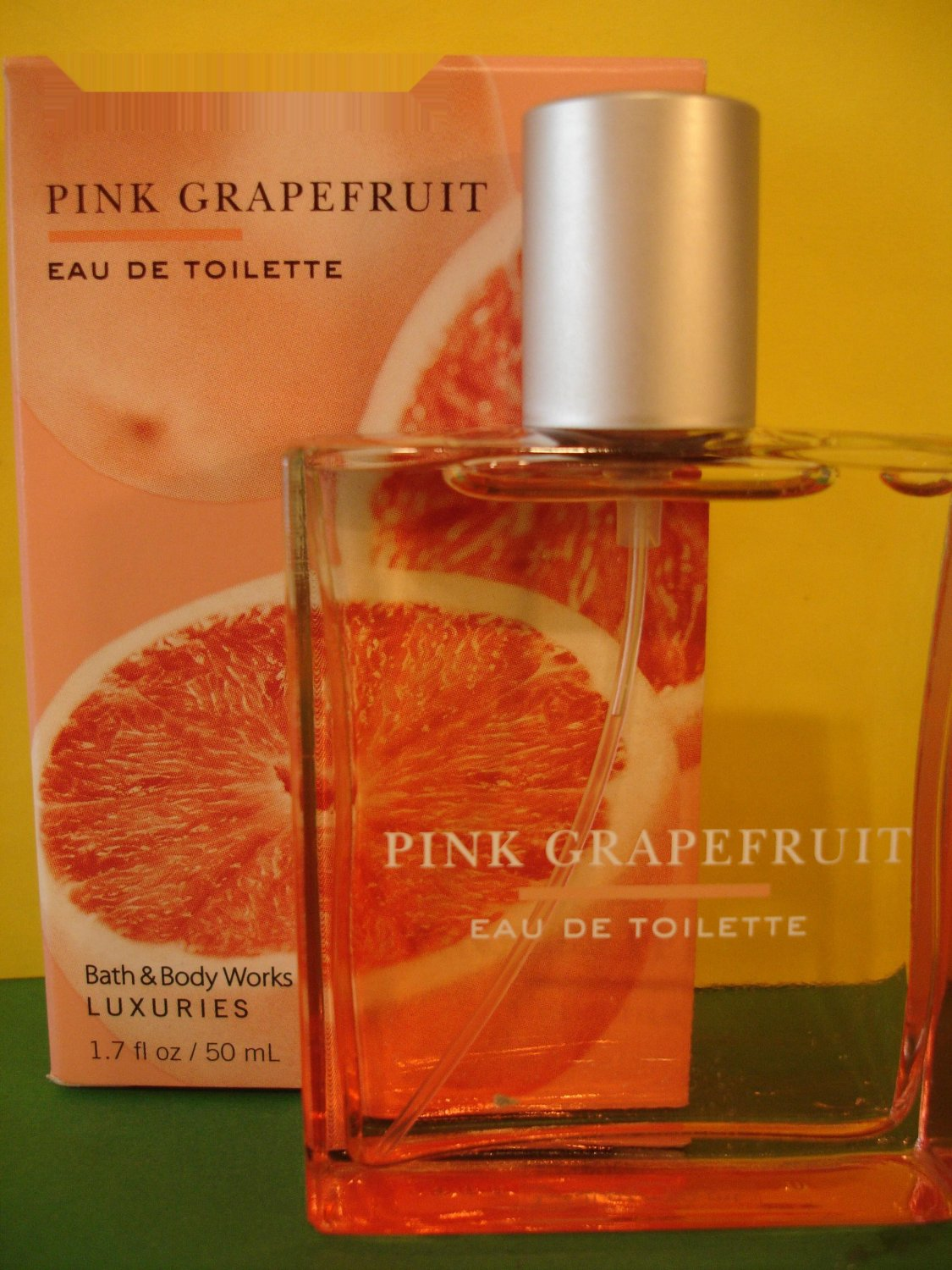 Body Mist Bath And Body Works Pink Grapefruit Perfume Edt Full Size