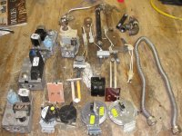GAS FURNACE SERVICEMAN'S PART PACK-GAS VALVE IGNITOR ...