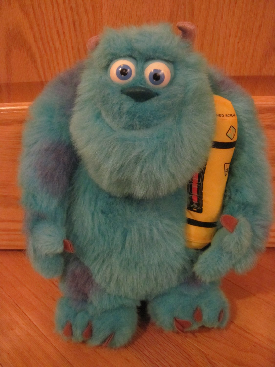 Glow Toys For Bedtime Monsters Inc Plush Glowing Talking Bedtime Sulley Doll Sully