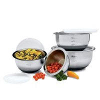 Wolfgang Puck Stainless Steel Mixing Bowls (8 pc.)