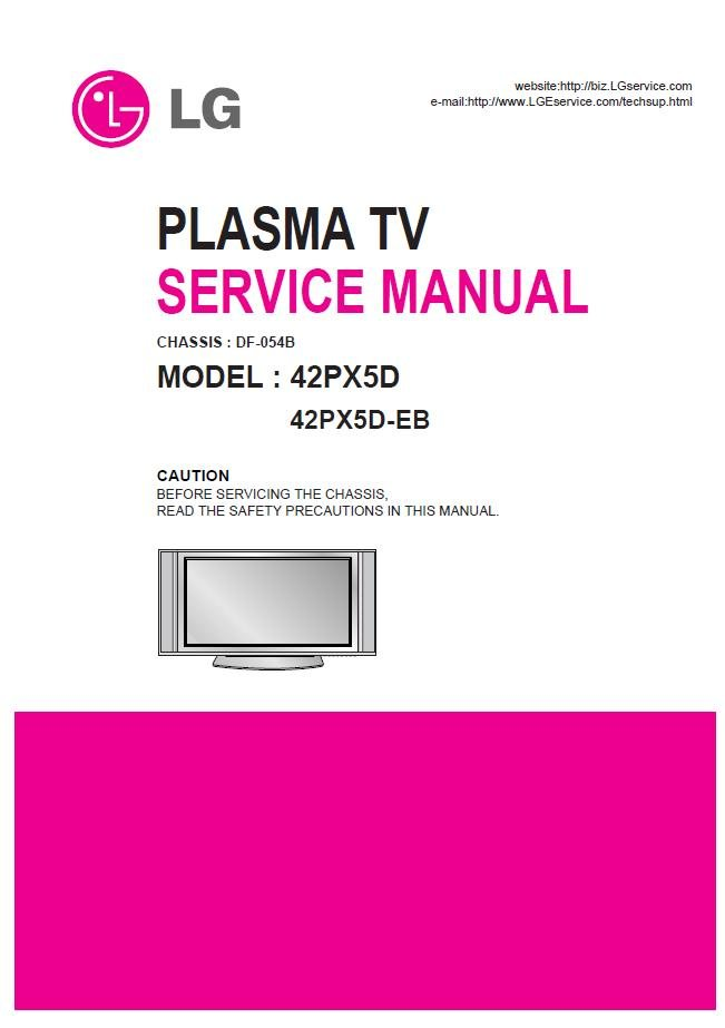 lg projection tv manual
