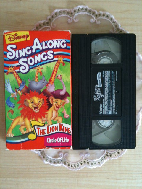 the lion king 1994 songs