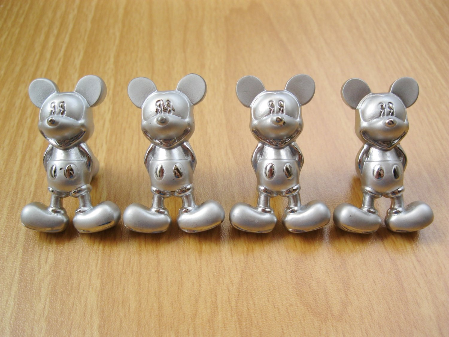 Kitchen Cabinet Handles 3 3/4 Mickey Mouse Metal Kitchen Cabinet Door Knobs Drawer Pulls