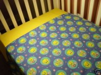 TWEETY BIRD Baby / Toddler Bed Set (custom made)