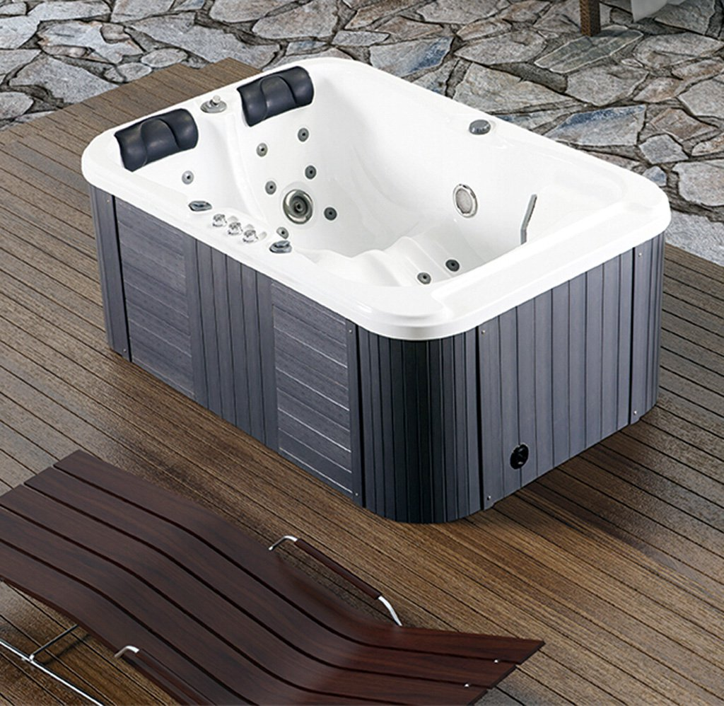 Runder Whirlpool Whirlpool Outdoor Good Picture Of Outdoor Jacuzzi Whirlpool Tub