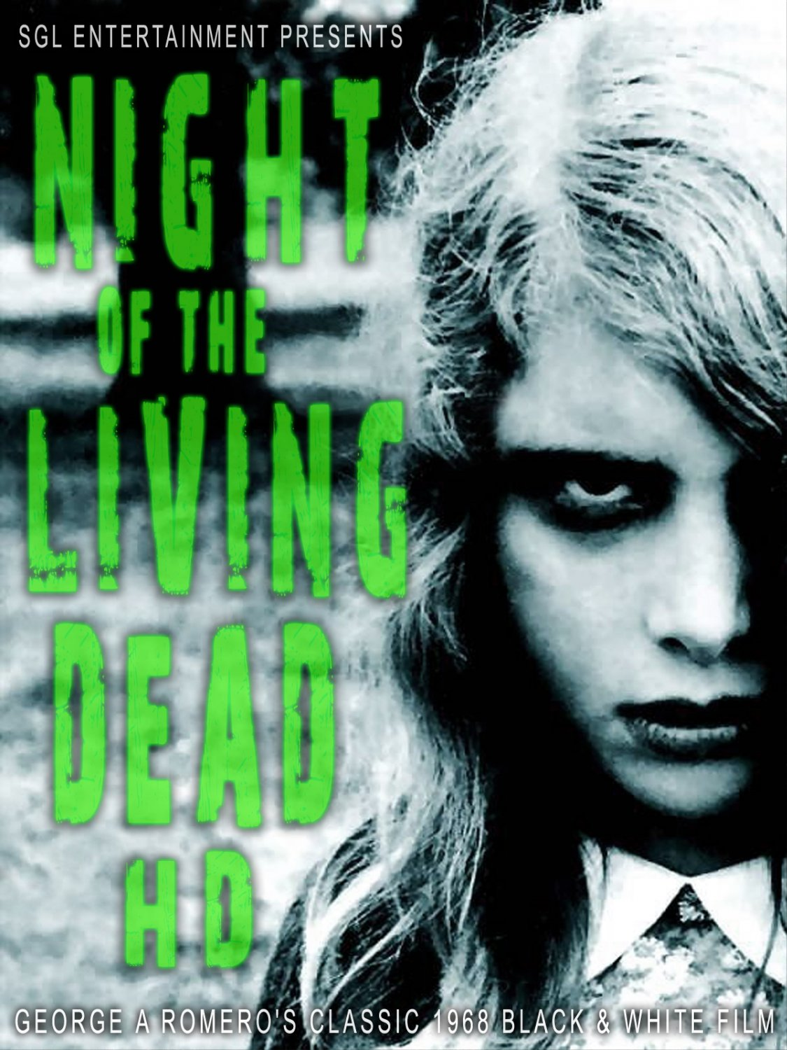 Night Of The Living Dead Farmhouse Night Of The Living Dead Usb Flash Drive
