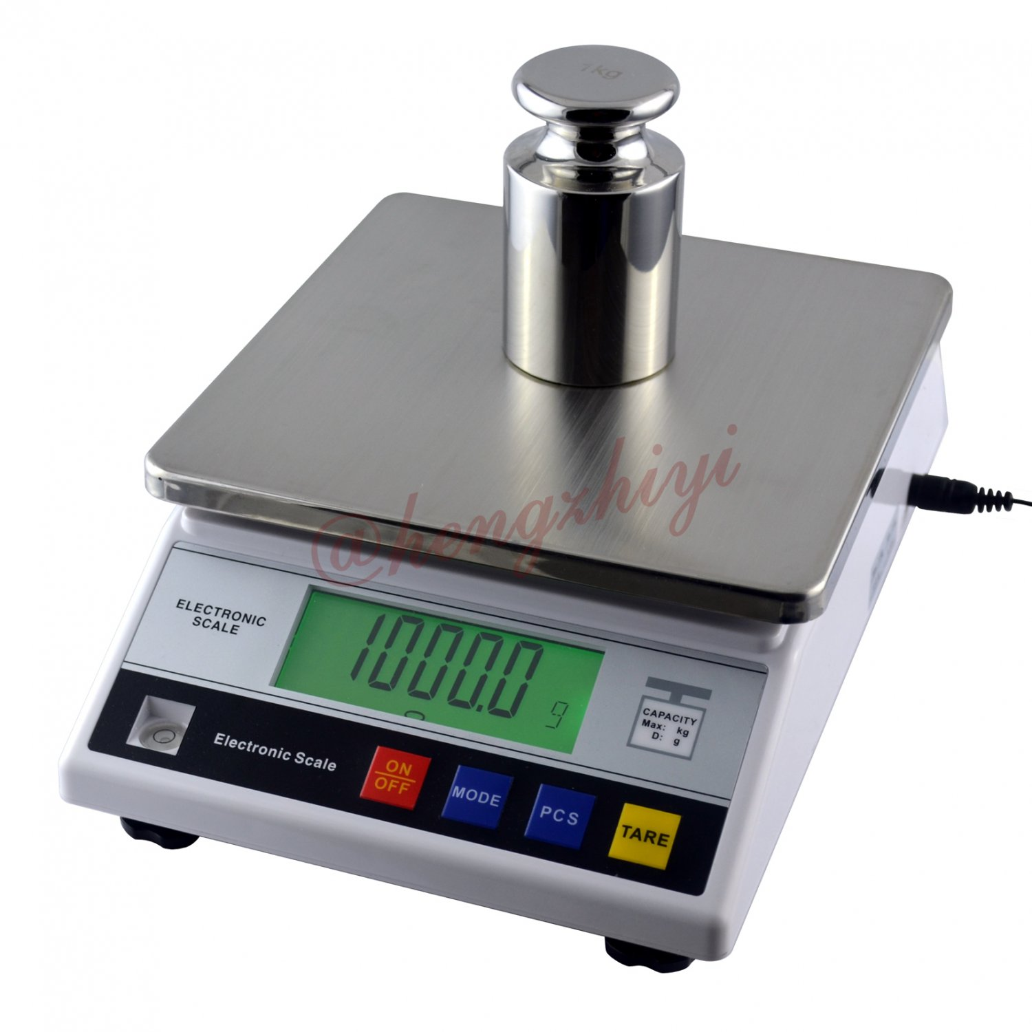 Weight Scales Big W 7 5kg X 1g Durable Electronic Precision Laboratory Scale