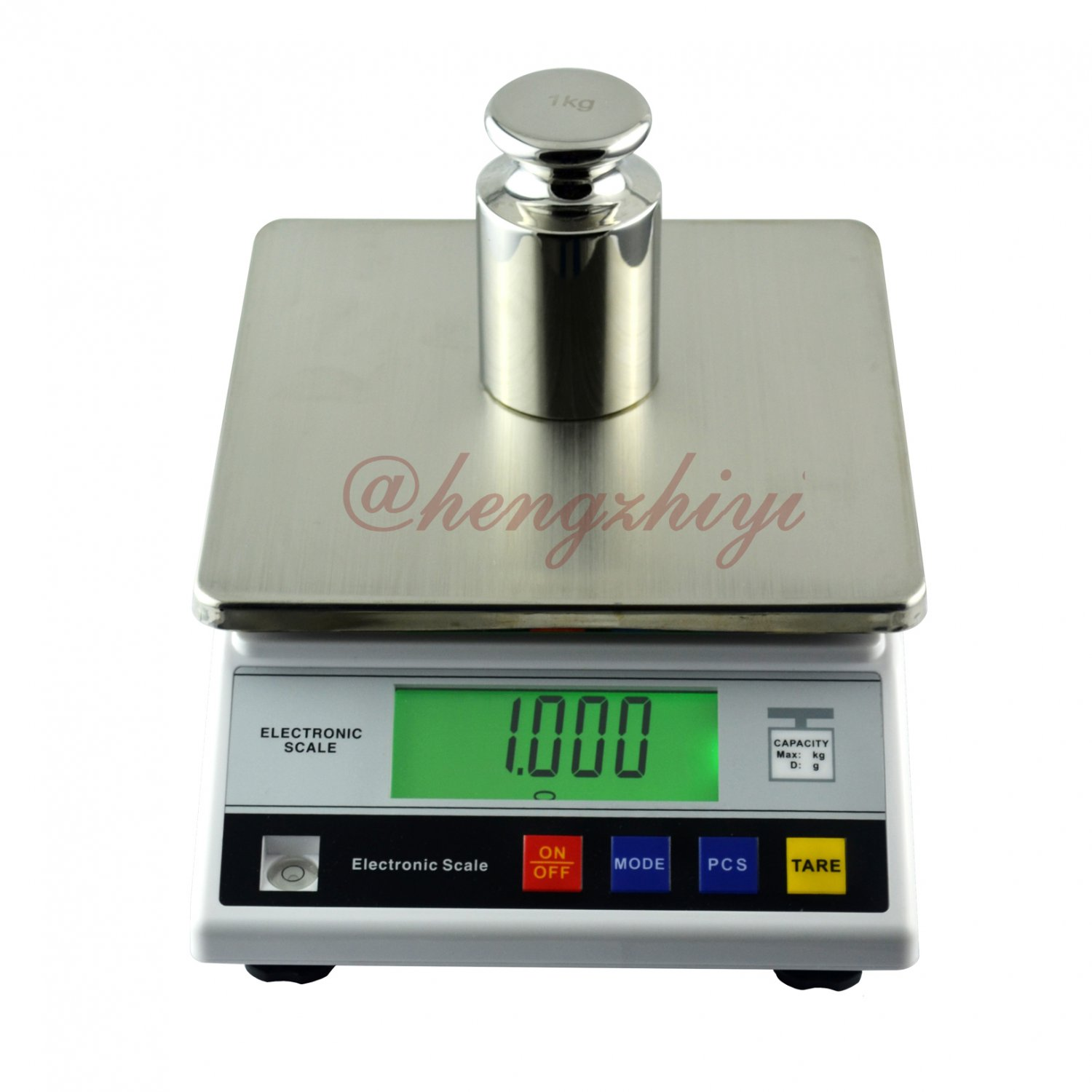 Weight Scales Big W 10kg X 1g Electronic Accurate Industrial Weighing Balance