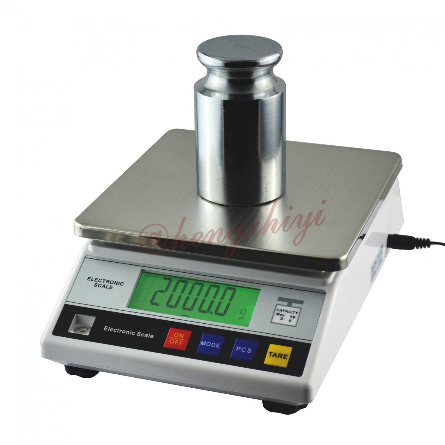 Weight Scales Big W 10kg X 1g Digital Accurate Balance W Counting Table Top