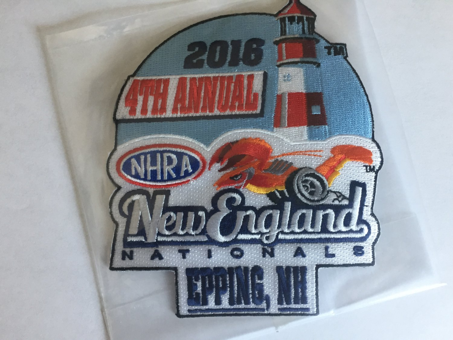 Epping Garden Supplies 2016 Nhra Event Patch Epping