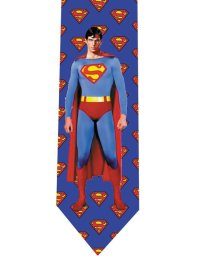 Superman Tie - Model 7