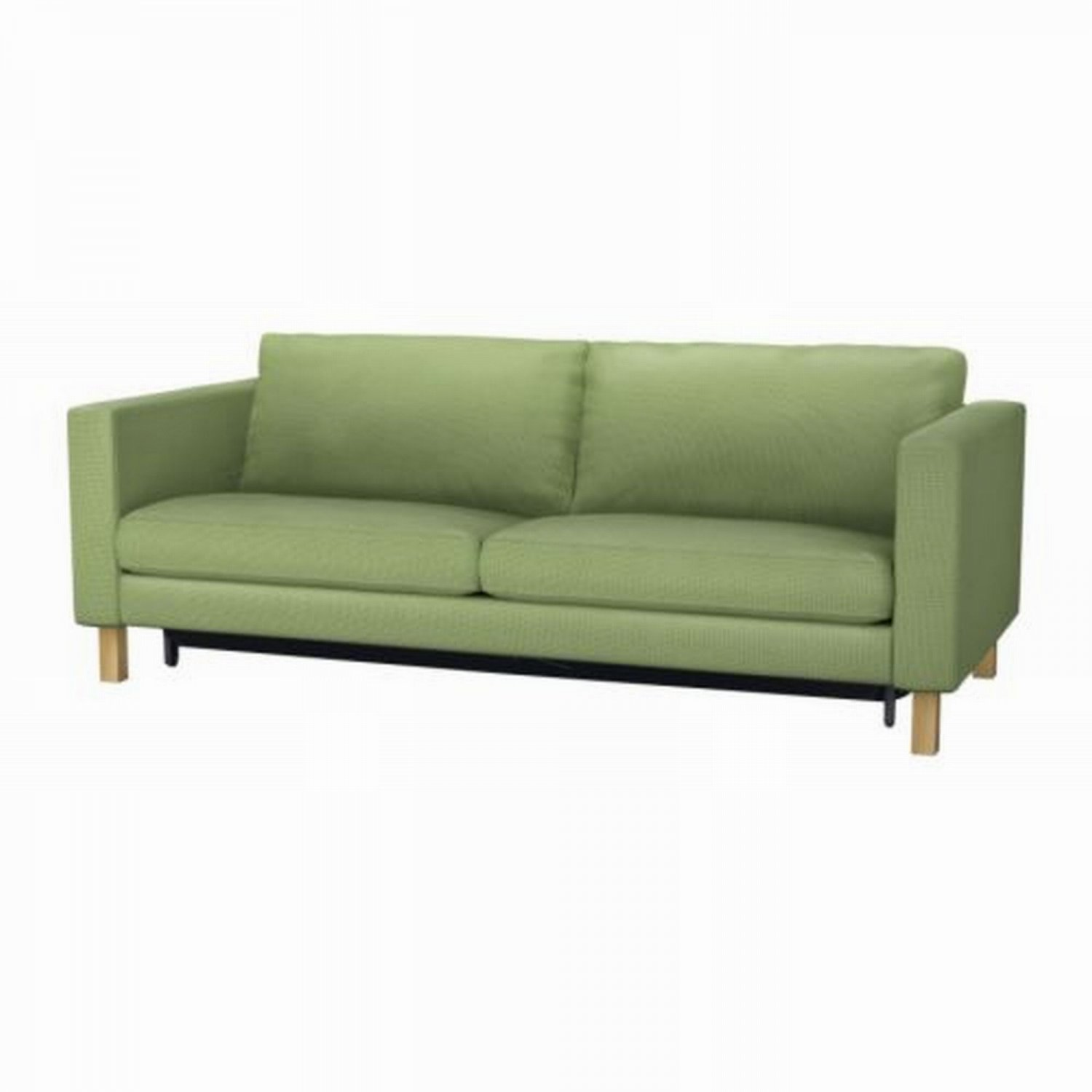 Ikea 80 Sofa Ikea Karlstad Sofa Bed Sofabed Slipcover Cover Korndal Green