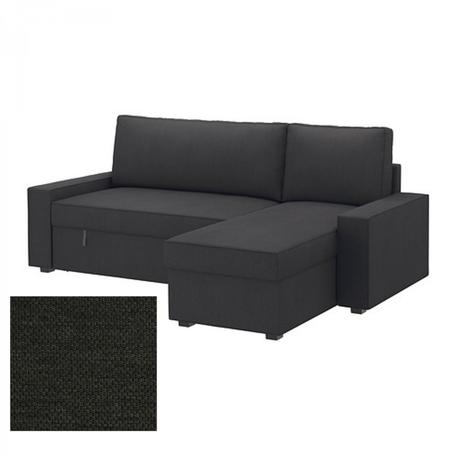 Ikea Vilasund Sofa Bed Ikea Vilasund Sofa Bed With Chaise Longue Slipcover