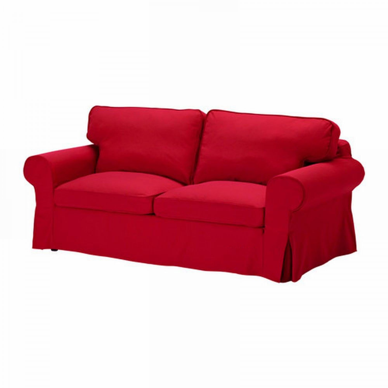 Ikea Sofa K Ikea Ektorp Sofa Bed Slipcover Cover Idemo Red Sofabed Cvr