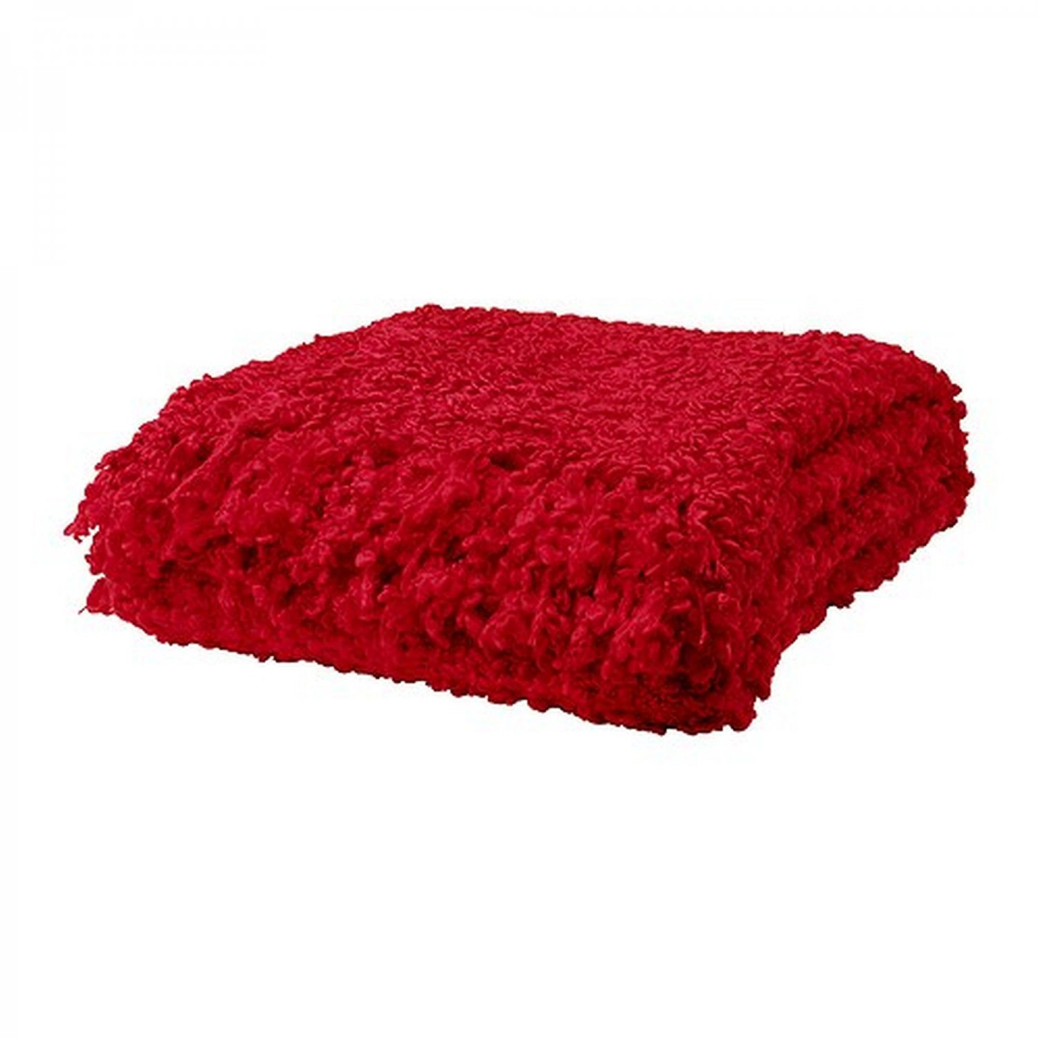 Ikea Sofa Round Rock Ikea Ofelia Red Throw Blanket Photo Prop Textured