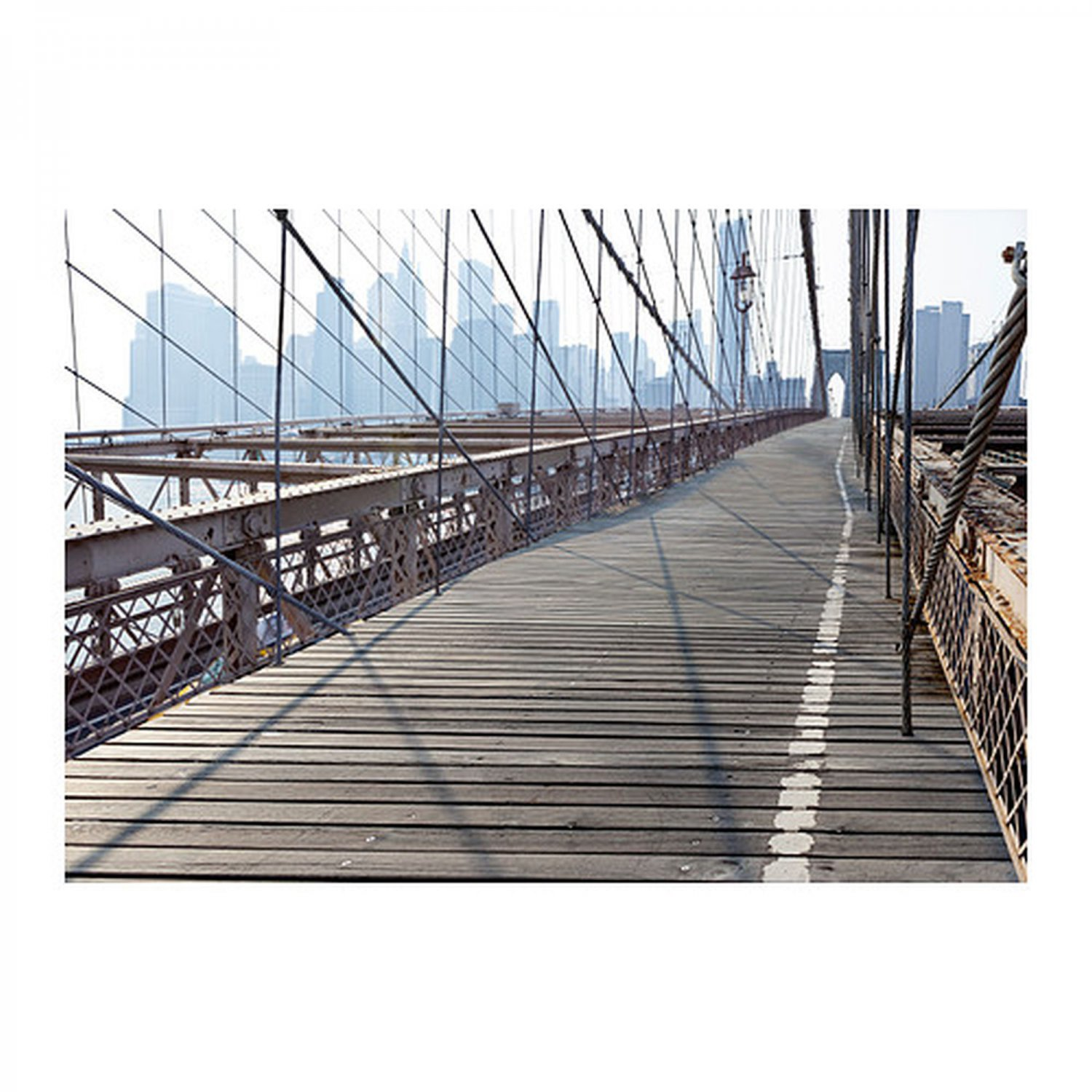 New York Poster Ikea Ikea Premiar Brooklyn Bridge Canvas And Frame Wall Art Huge Ny Print PremiÃr