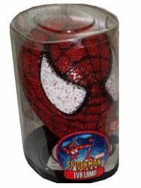 Spiderman Eva Lamp Kid's Lamps Bedroom Decor