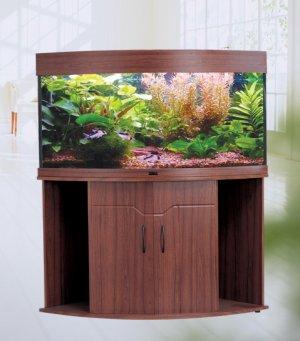 Triton 100 Gallon Designer Corner Aquarium