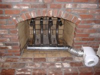 Fireplace Furnaces -120,000 BTU Wood Burning Fireplace ...