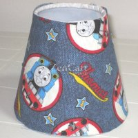 Thomas the Tank Engine Light Lamp Shade