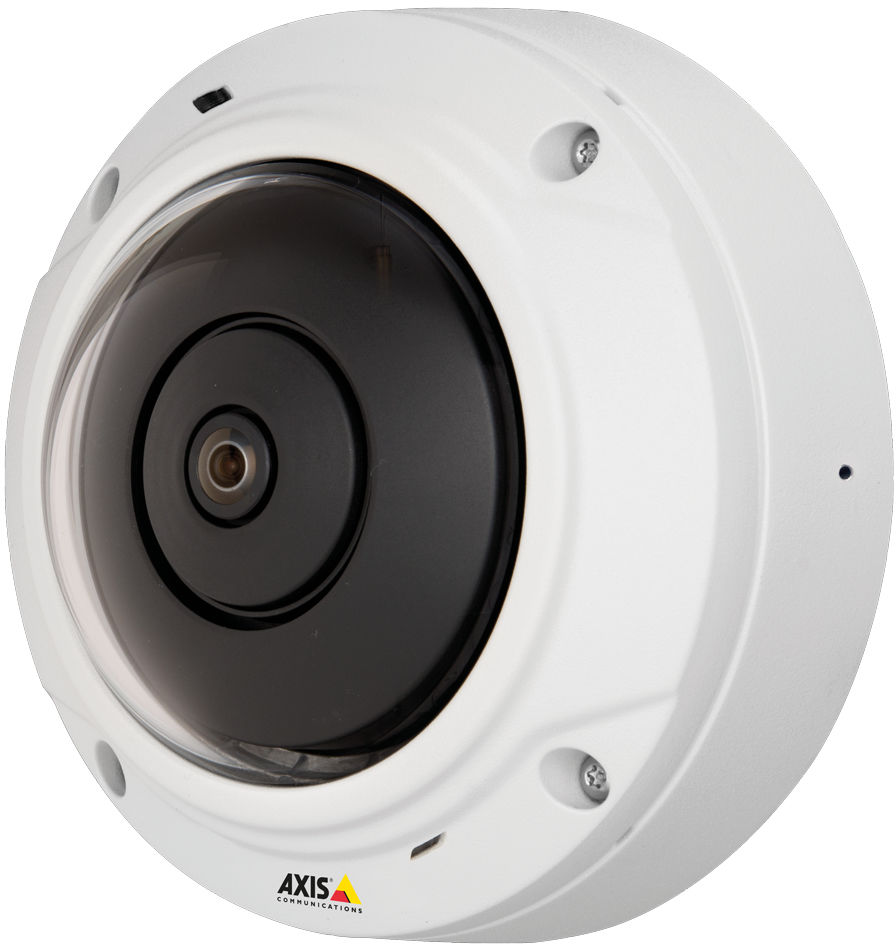Camera Dome Exterieur Wifi Axis M3037 Pve Compact Mini Dome 0548 001 Eet Europarts Fr