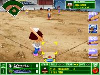 Backyard Baseball (CD Windows) Game