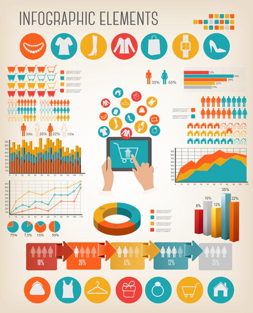 Human health infographics vector 03 free for Free Download Free Vector