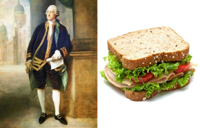 10. Сэндвич люди, названия