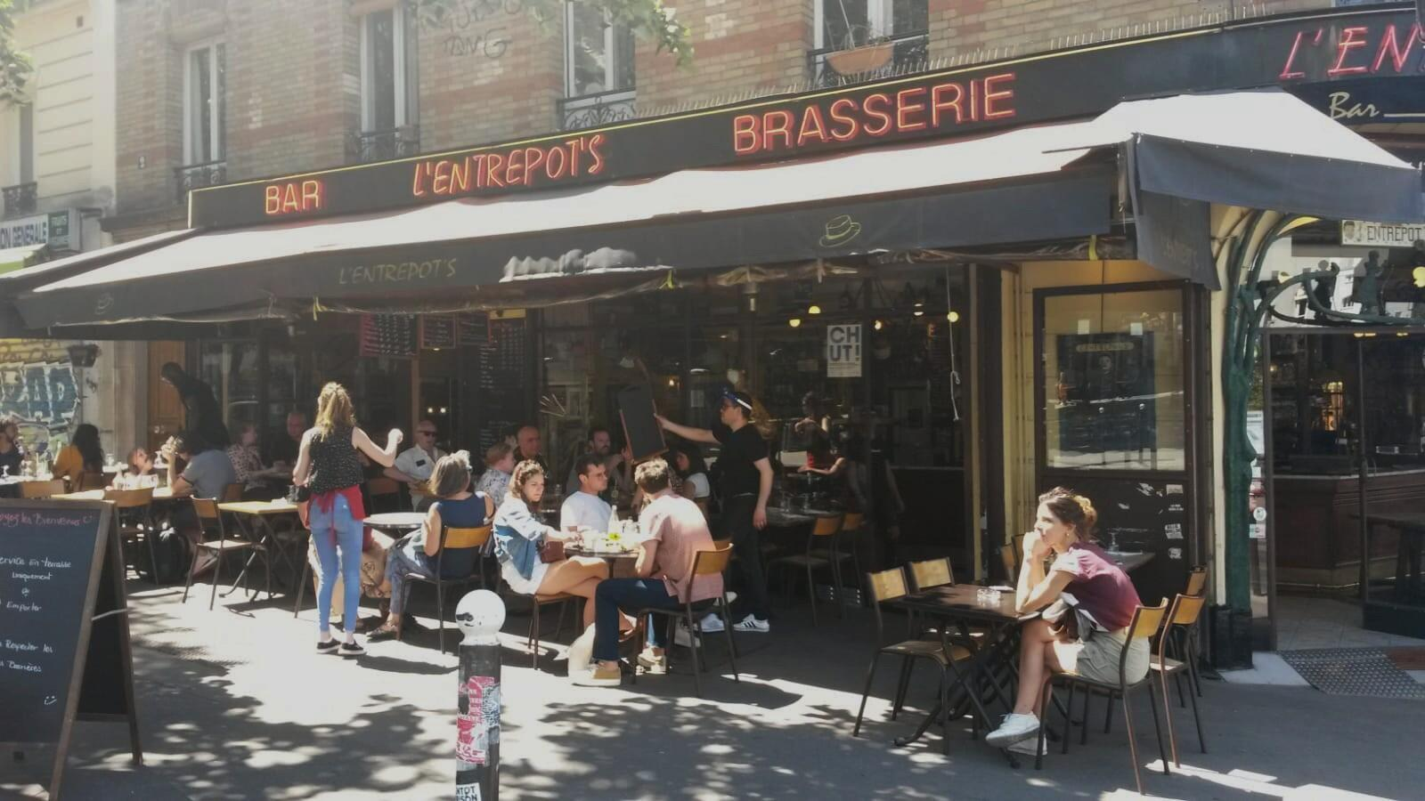 Back Where We Belong Parisians Bask In Sun As Cafés Reopen After Covid 19 Lockdown