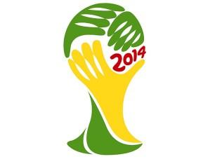 logomarca da Copa do Mundo de 2014 foi escolhida entre sete opções ...