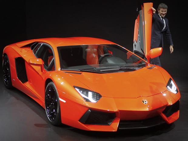 Coolest Car In The World Wallpaper Auto Esporte Lamborghini Lan 231 A O Aventador Substituto