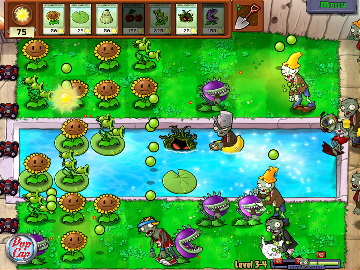 Zen Garten Plants Vs Zombies Versão De Plants Vs Zombies Para Ios Ganhará Grande