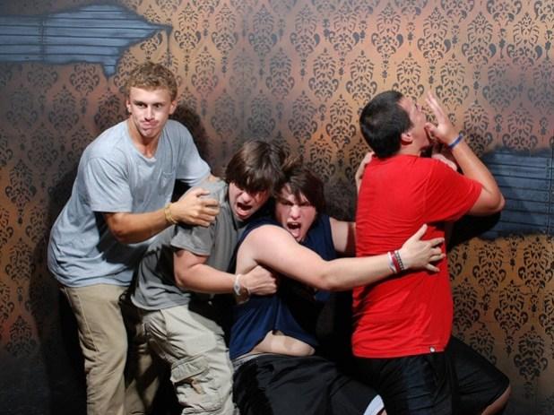 Nightmares Fear Factory funciona há mais de 30 anos (Foto: Reprodução)