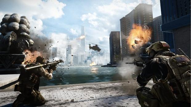 Entrar em um esquadrão em Battlefield 4 pode ser muito vantajoso (Foto: GameInformer)
