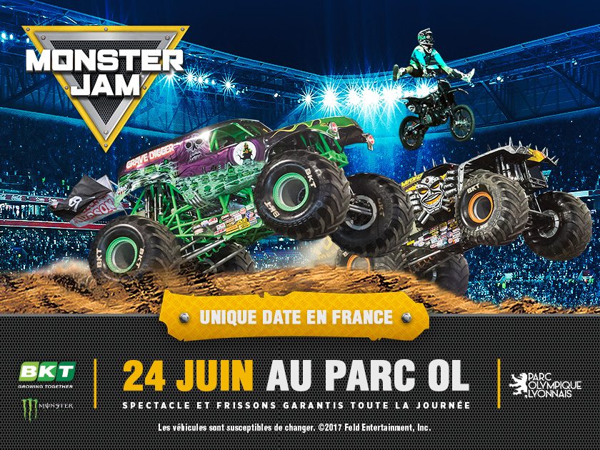 Stade Des Lumieres Lyon Rugby Spectacle | Monster Jam À Lyon | Groupama Stadium